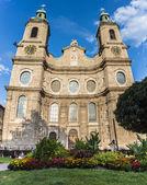 Catedral de St. james en innsbruck, austria. — Foto de Stock