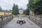 Hellbrunn Palace, near Salzburg, Austria. — Stock Photo