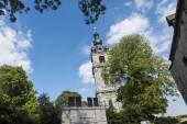 The Belfry of Mons, Belgium — Stock Photo