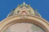 Municipal House facade — 图库照片