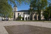 Basilica Saint Seurin at Bordeaux, France — Stock Photo