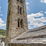 Sant Climent church at Pal, Andorra — Stock Photo #66131611