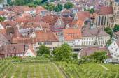 Old Town Hall in Esslingen Am Nechar, Germany — Stock Photo
