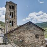 Sant Climent church at Pal, Andorra — Stock Photo #69431845