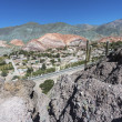 Hill of Seven Colors in Jujuy, Argentina. — Stock Photo #69440053