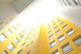 Narrow Courtyard — Stock Photo