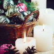 Christmas decorations — Stock Photo #57219897