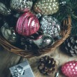 Christmas decorations — Stock Photo #57219987