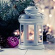 Vintage Christmas decor — Stock Photo #57220329