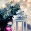 Vintage Christmas decor — Stock Photo #57220385