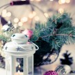 Vintage Christmas decor — Stock Photo #57220479