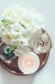 Wedding home decor — Stock Photo