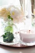 Wedding home decor — Foto Stock