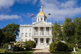 Concord New Hampshire State House — Stock Photo