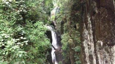 Datanla Waterfall, Vietnam — Stock Video