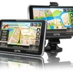GPS navigation system — Stock Photo #52345593