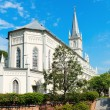 Old church building in neoclassical style — Stock Photo #66117999