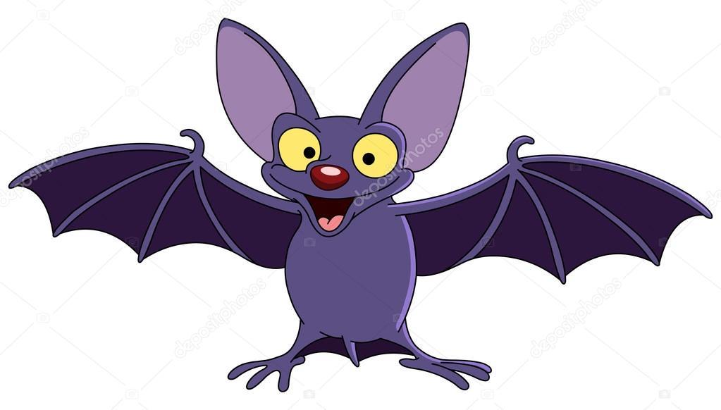 Если ребенок рисует летучую мышь