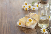 Sabonete artesanal — Fotografia Stock