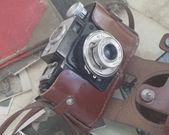 Vintage camera — Stock Photo
