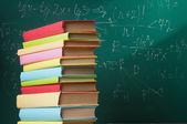 学校图书 — 图库照片