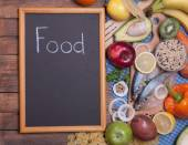 Food background — Stock Photo