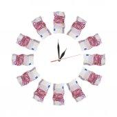 Čas je koncept peníze — Stock fotografie