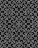 Metallgitter nahtlose Muster — Stockvektor