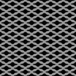 Metal grid seamless pattern — Stock Vector #65723409