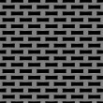 Metal grid seamless pattern — Stock Vector #67683591
