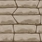 Kámen bezešvé vzor — Stock vektor