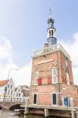 Grote of Sint-Laurenskerk (St. Lawrence church) in Alkmaar, The Netherlands — Photo