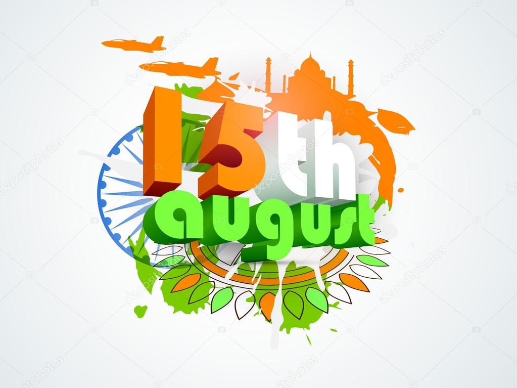 essay on 15th august independence day of india Kids children's2 71st independence day short speech, essay 71st independence day ceremony on 15th august on 15th august 2015, india had.