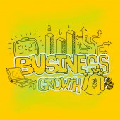 Elegantní business infographic rozložení. — Stock vektor