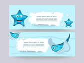 Web banner or header concept. — Wektor stockowy