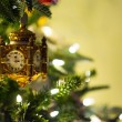 Decorated Christmas tree — Stock Photo #59272431