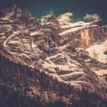 Pirenejów w cirque de gavarnie, Francja — Zdjęcie stockowe #70889039