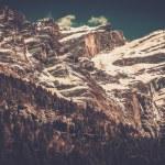 Pirenejów w cirque de gavarnie, Francja — Zdjęcie stockowe #70889047
