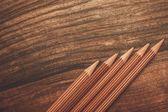 Lussuose matite disegno a carboncino — Foto Stock