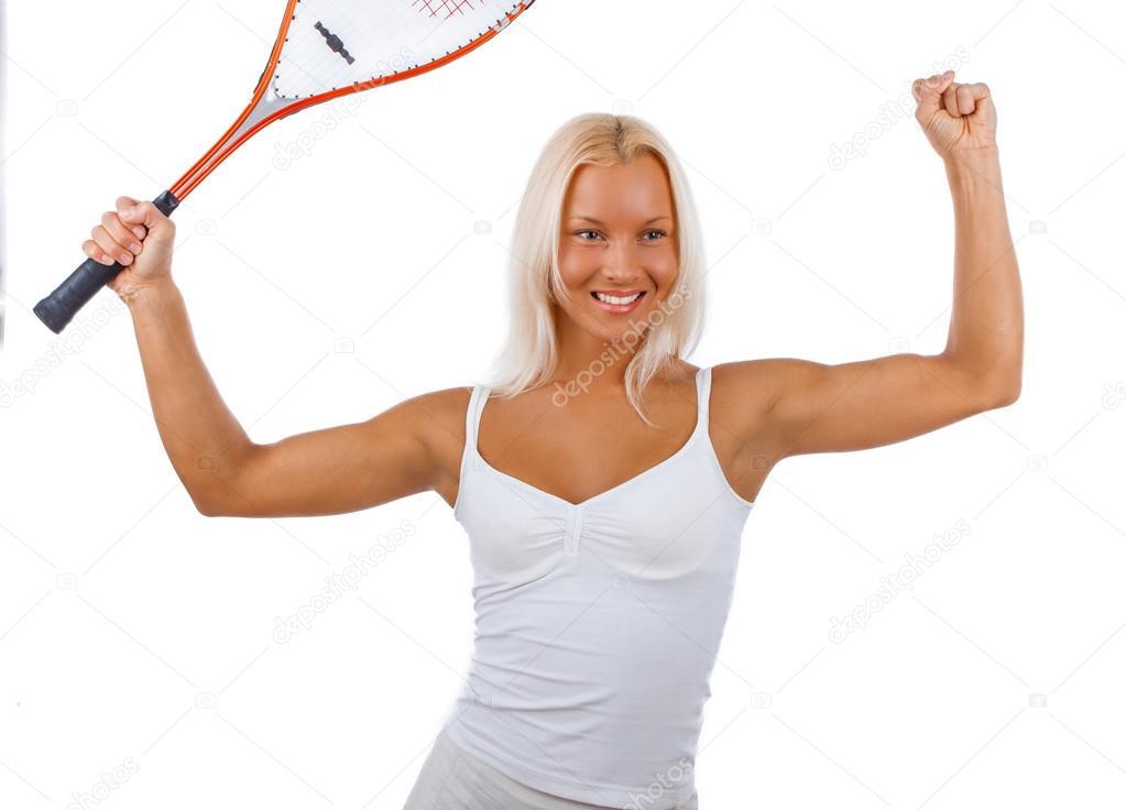 Скачать женщина в платье белом