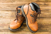 Men's boots — Stock Photo