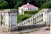 Marly palace in Peterhof garden, St-Petersburg, — Stock Photo