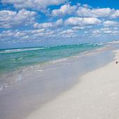 Beach. sea relaxation landscape — Stock Photo