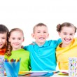 Group of children — Stock Photo #53975133