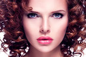 Brunette woman. — Stock Photo