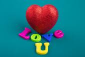 Love hearts — Stock Photo