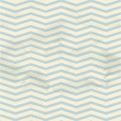 Blue seamless vintage pattern of thin zigzag (chevron) on grange — Stock Vector