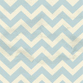 Blue seamless vintage pattern of zigzag (chevron) on grange pape — Stock Vector