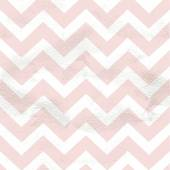 Pink seamless vintage pattern of zigzag (chevron) on grange pape — Stock Vector