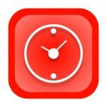 Clock icon — Stock Photo #65168143